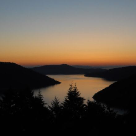 malahat summit views, Nikon COOLPIX L24