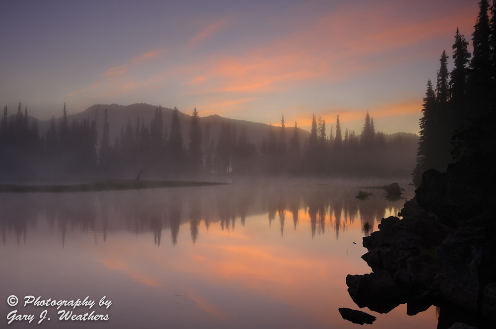 Photograph Dawn Reflections by Gary Weathers on 500px