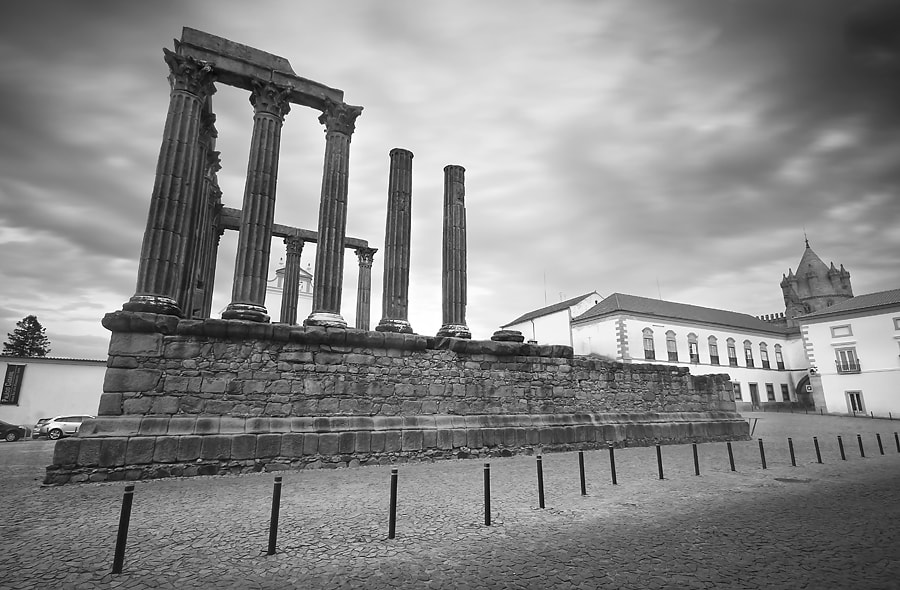 Photograph Roman Temple by Jorge Fonseca on 500px