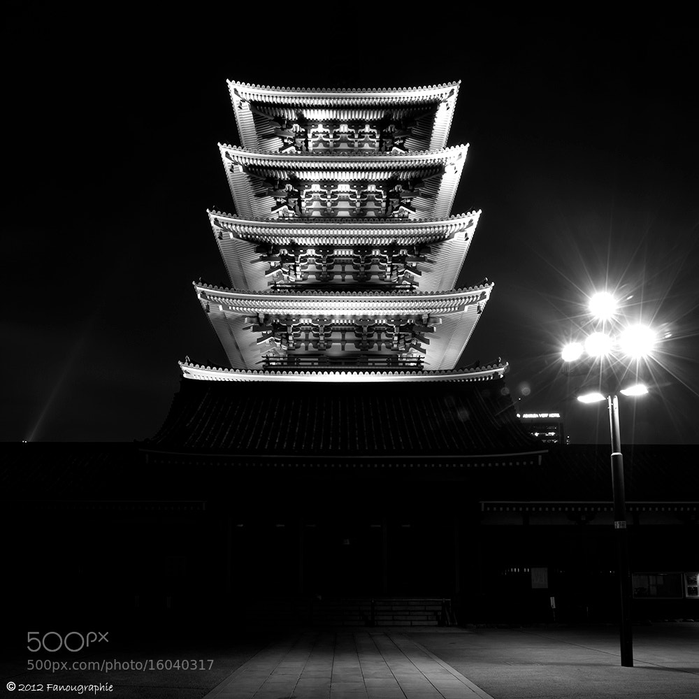Photograph Pagoda by Fanougraphie * on 500px