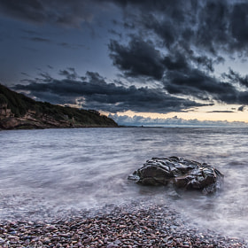 Ladye Bay by Gary Clark (clevedon-clarks)) on 500px.com