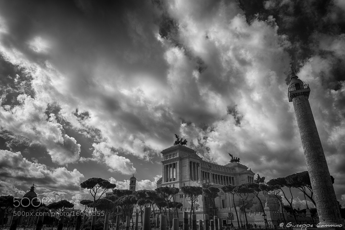 Photograph Altar of the Fatherland by Giuseppe Cammino on 500px