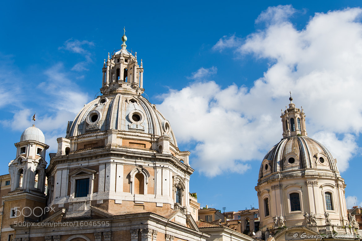 Photograph Domes by Giuseppe Cammino on 500px