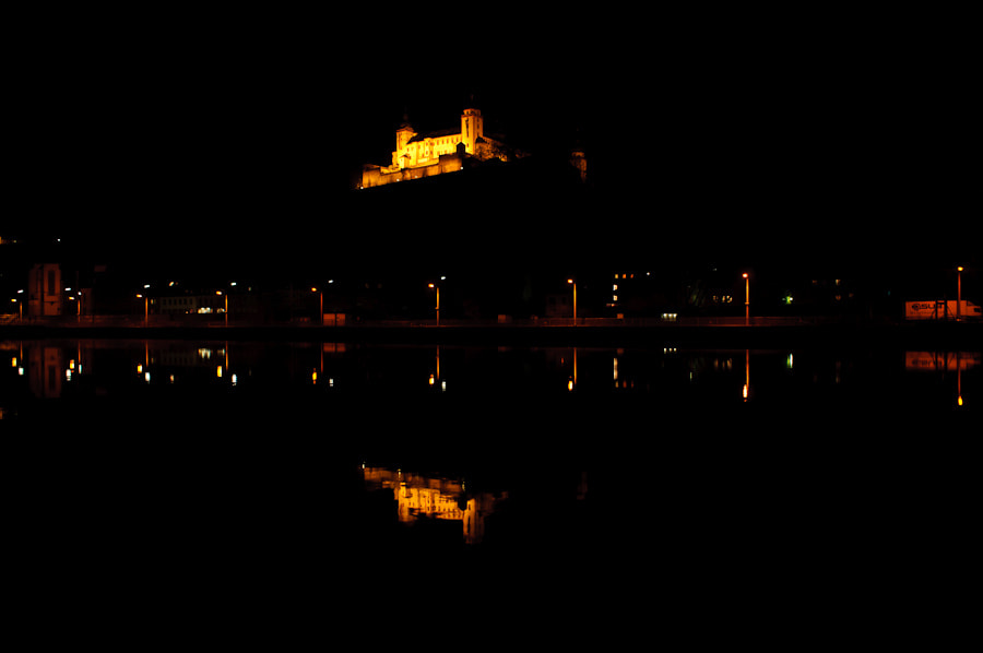 Photograph Reflections by night by Gereon Schlüter on 500px