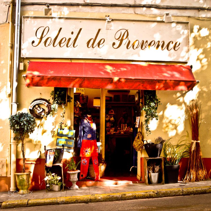 Photograph Soleil de Provence by Anita Stargardt on 500px