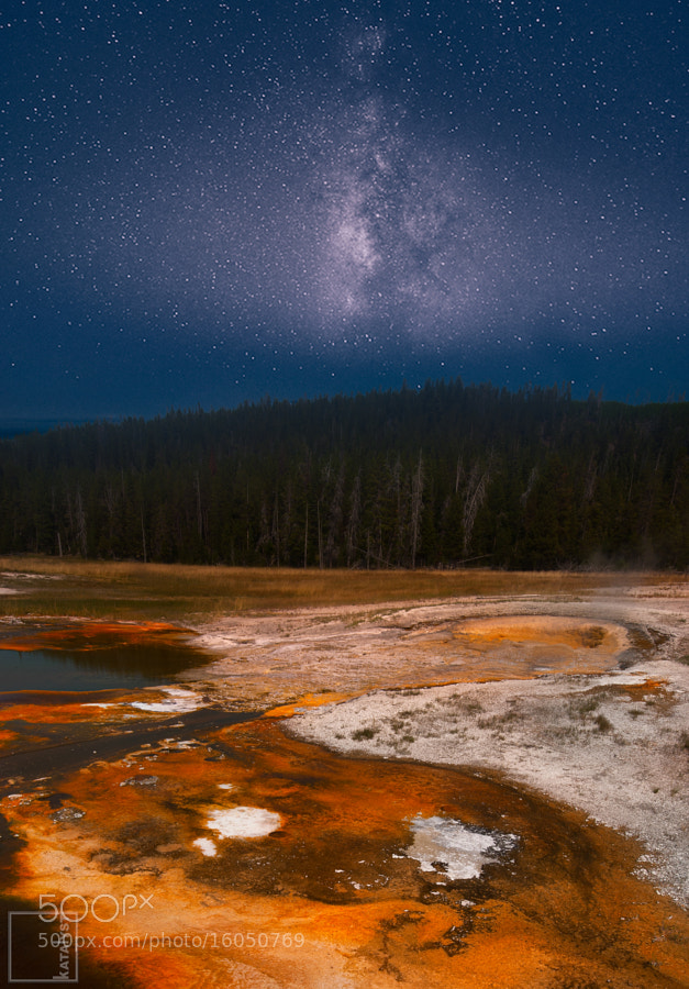 Geyser Starlight by The Katalyst (thekatalyst)) on 500px.com