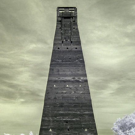 Siege tower in IR