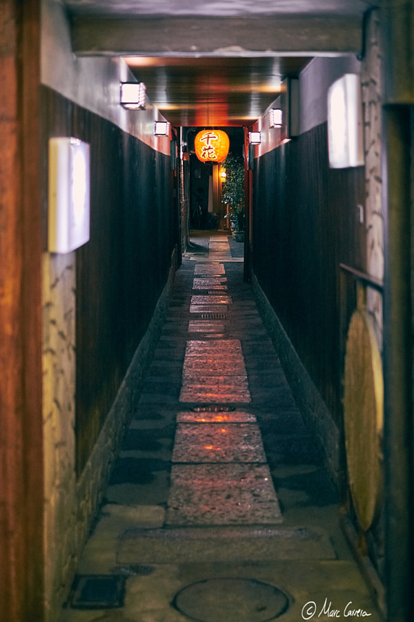 Night @ Gion Streets