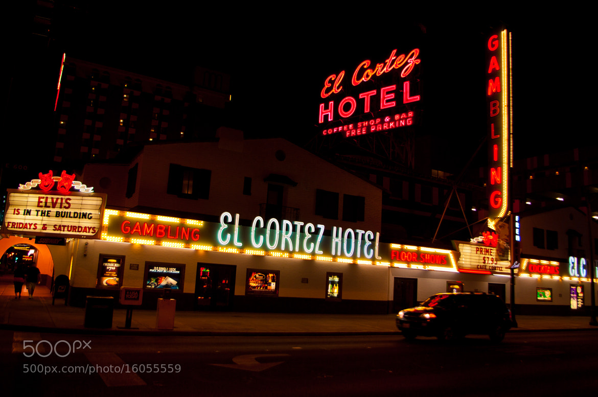 Photograph El Cortez by Jay B. Wilson on 500px