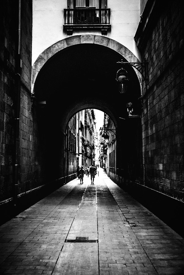 Photograph Street in Barca by Bartek Papierski on 500px