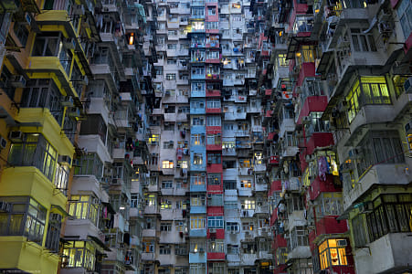 HongKong density by Heather Balmain on 500px