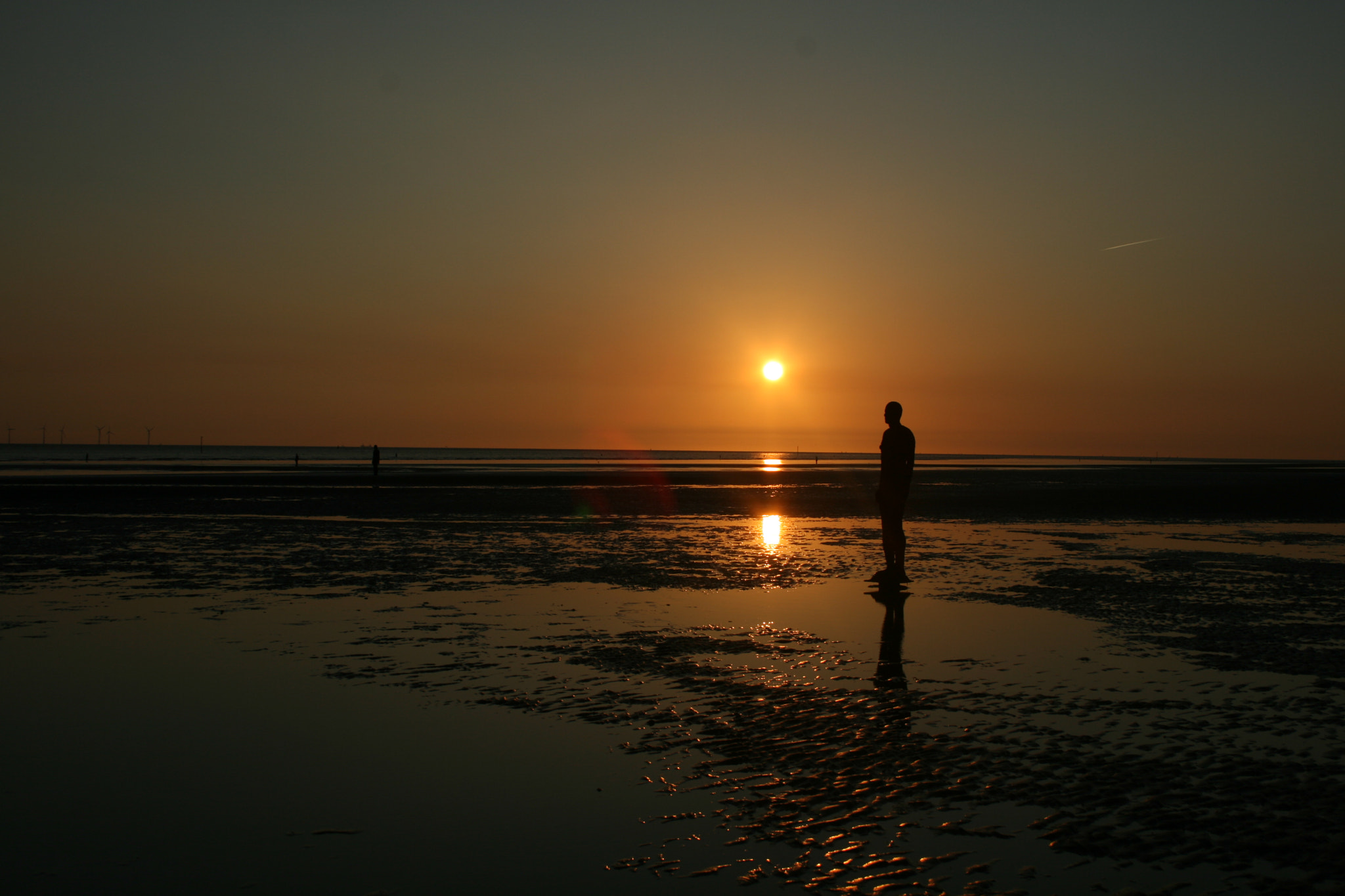 Photograph Solitary sunset by yvonne miller on 500px