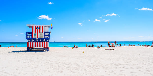 Miami Beach by Adriana Manni on 500px