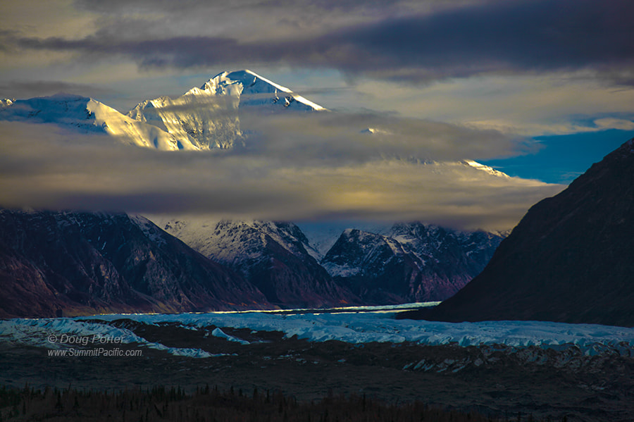 Photograph Matanuska Glacier Alaska by Doug Porter on 500px