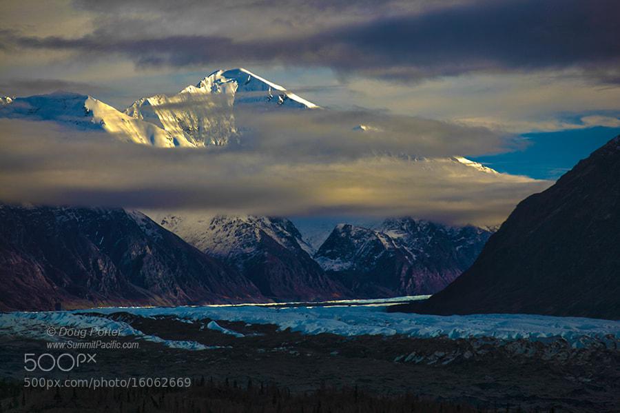 Photograph Matanuska Glacier Alaska by Doug Porter on 500px