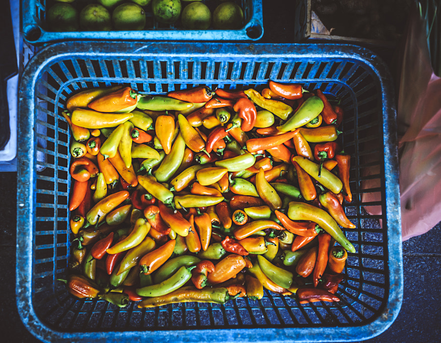 Capsicum by Son of the Morning Light on 500px.com