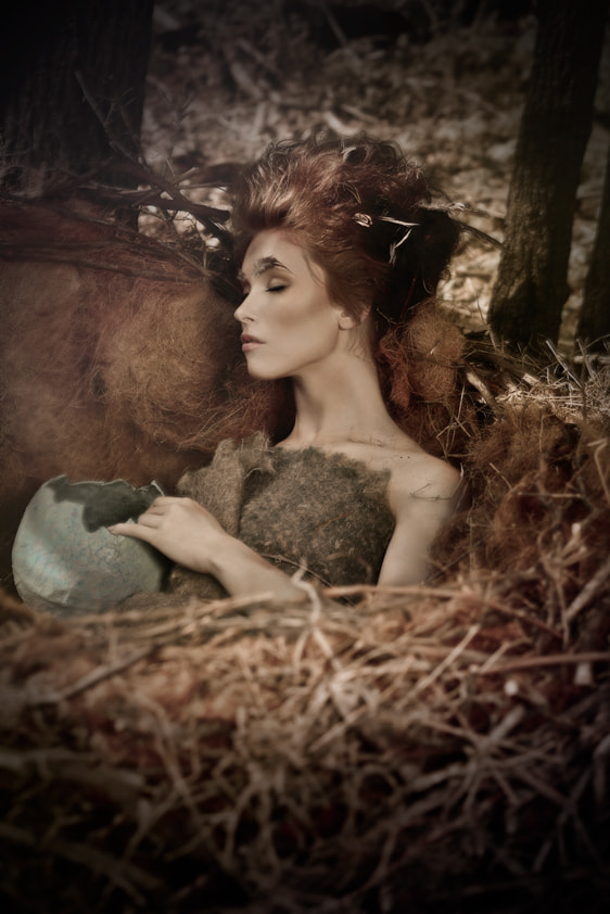 Photograph Brownie Sequence | Faerieland Series by Ashley Lebedev on 500px