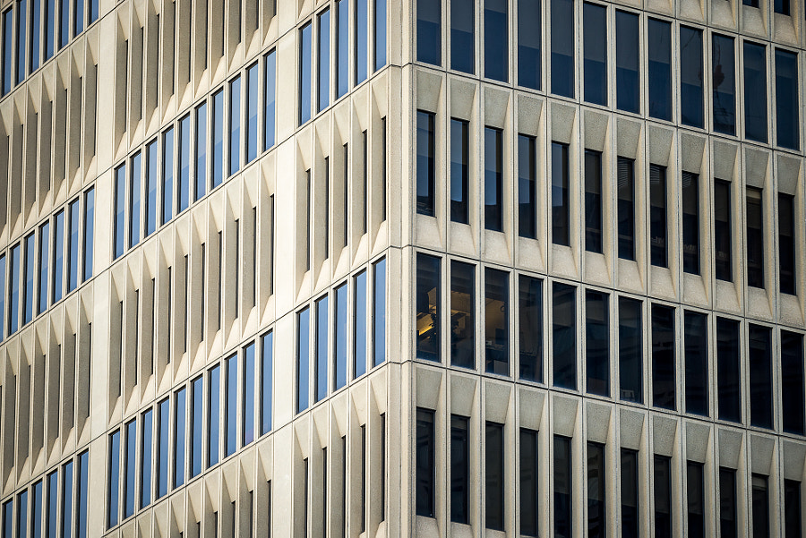 The lines of building by Tom Wang on 500px.com