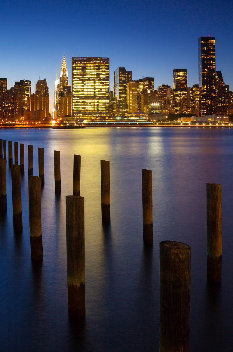 Photograph Midtown Manhattan at Dusk by Rich Williams on 500px