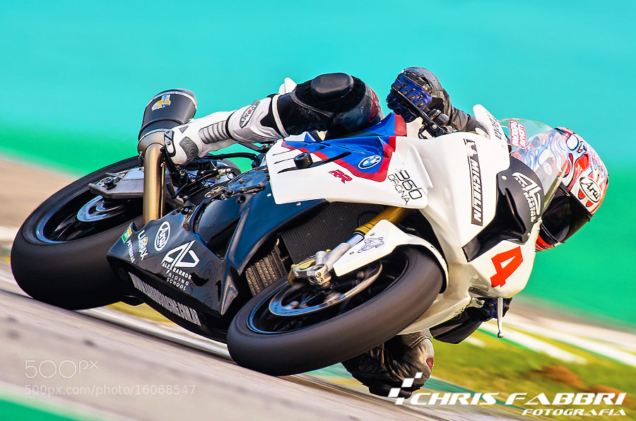 Photograph Moto 1000GP by Chris  Fabbri on 500px