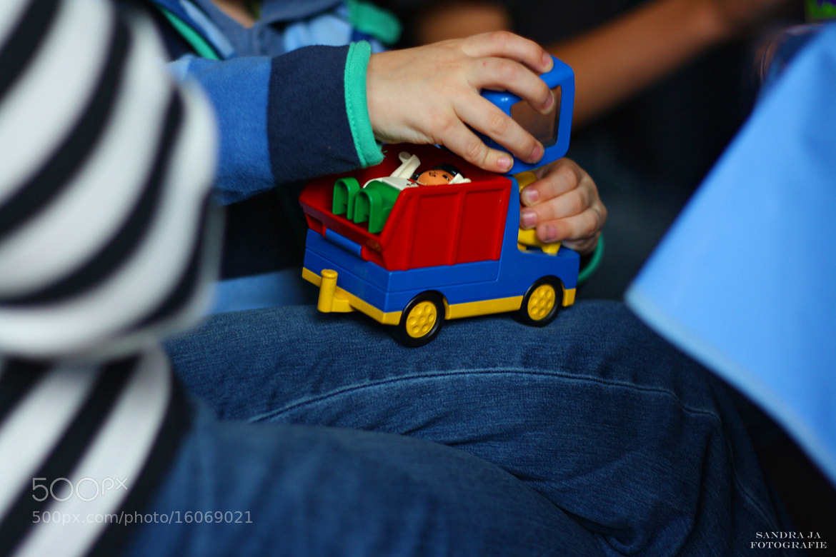 Photograph Play with toy by Sandra Ja on 500px