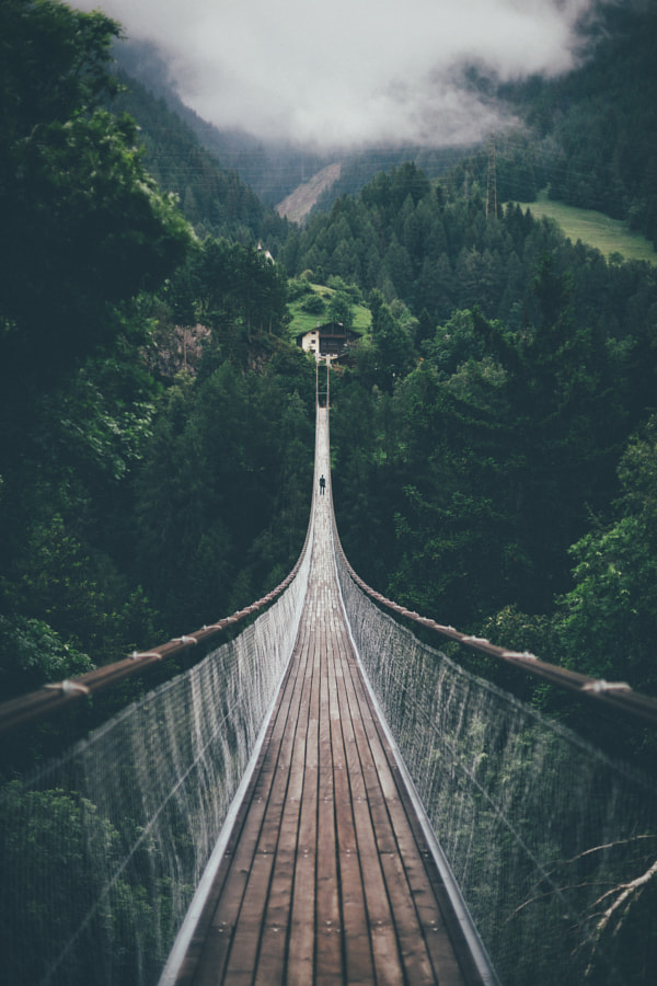 Lost in Wallis by Johannes Hulsch on 500px.com
