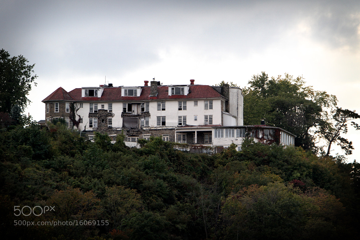 Photograph Hilltop House Hotel, Harpers Ferry, WV by L.E. Miller on 500px