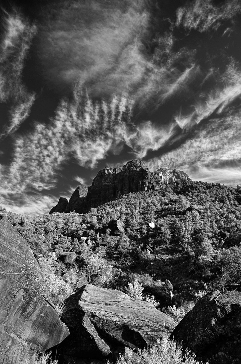 Photograph Crazy Clouds II by Dana McMullen's Imageroom on 500px