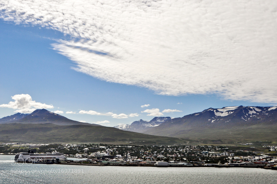 Photograph Akureyri by Robert Peternel on 500px