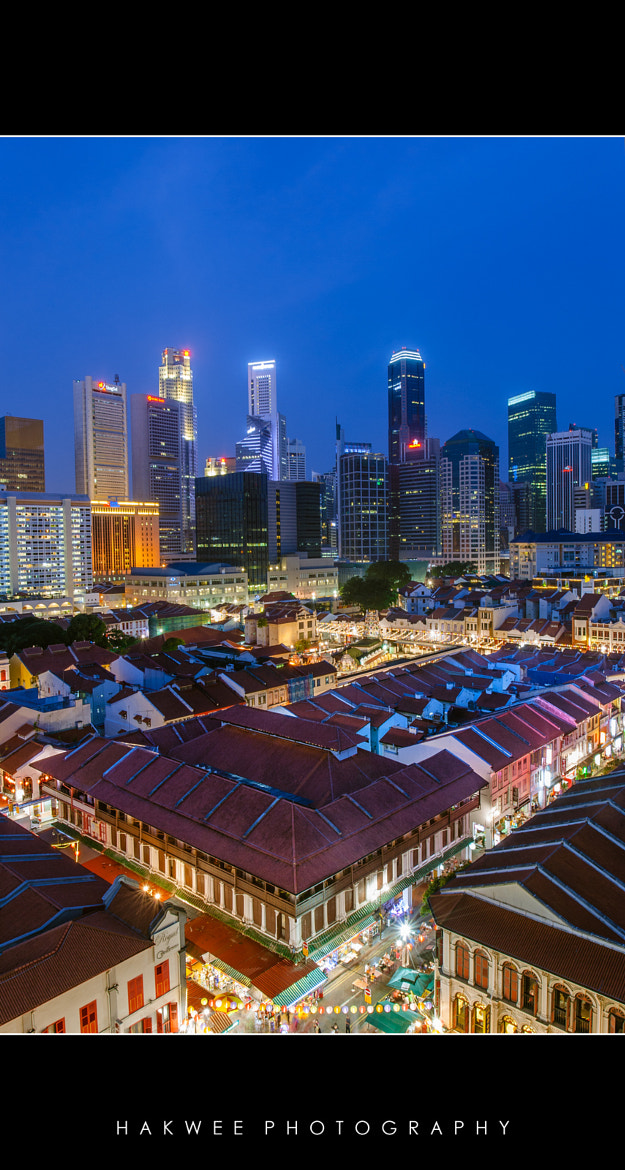 Photograph Where new meets old by Hak Wee on 500px