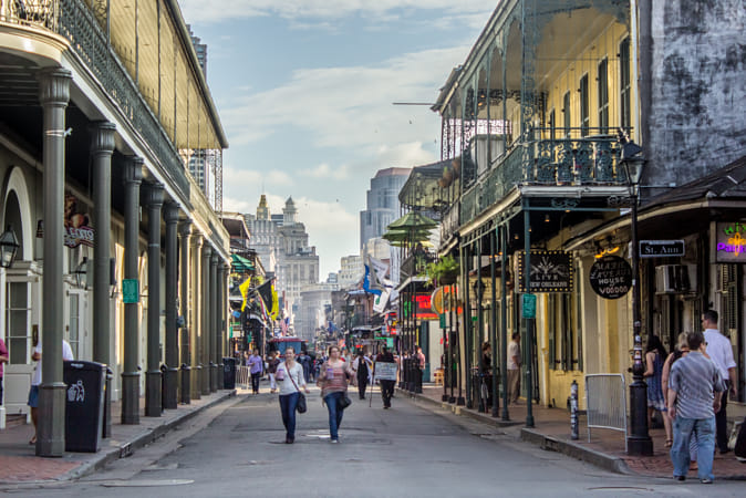 Bourbon Street by Adriana Manni on 500px