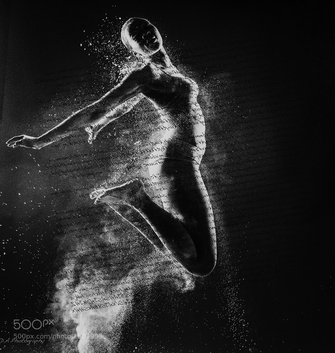 Photograph Explode into words by Diego Adragna on 500px