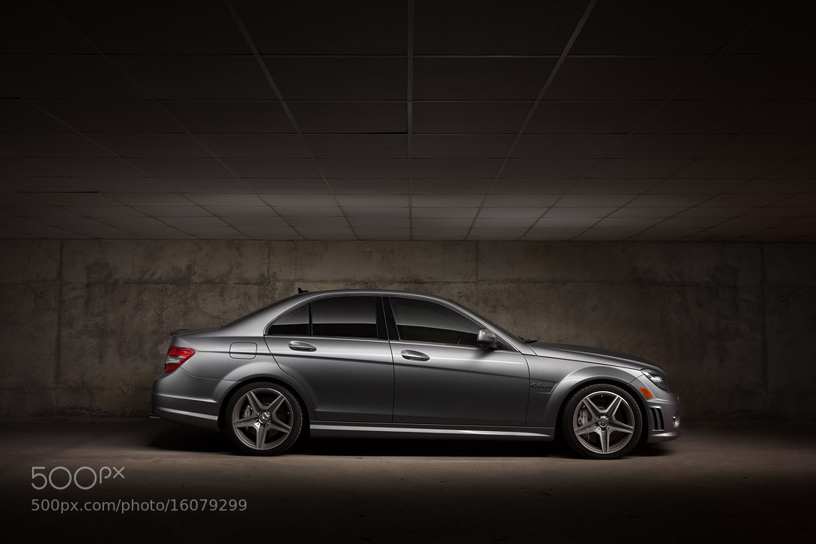 Photograph Mercedes Benz C63 AMG by Ste Ho on 500px