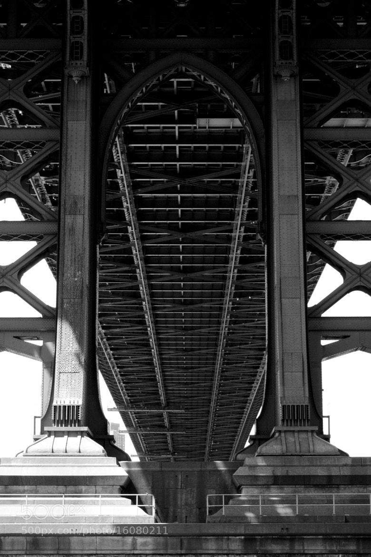 Photograph Bridge by Danny Pugh on 500px