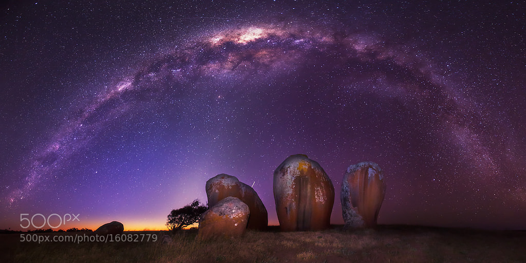 Photograph A Henge Beneath by Dylan Toh  & Marianne Lim on 500px
