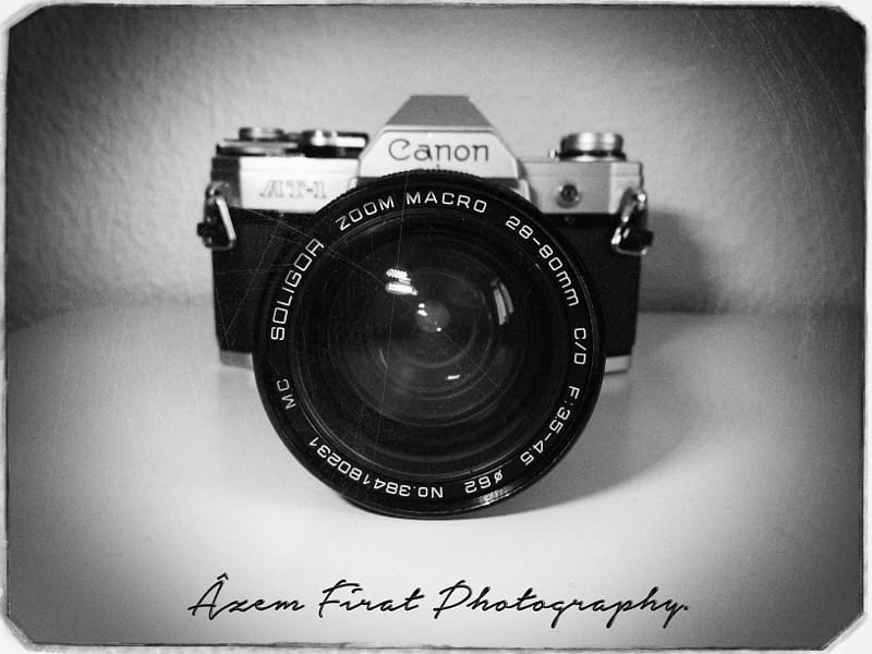 An Old but Gold Camera.