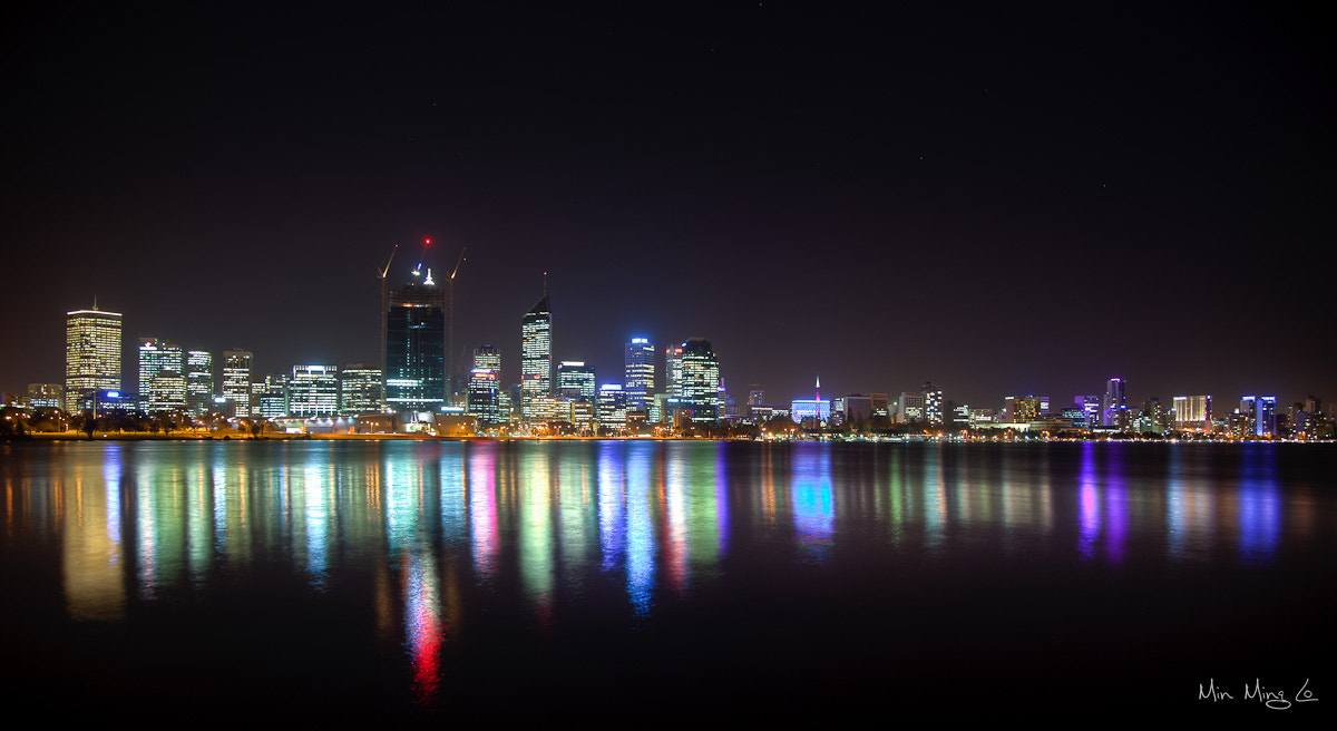 Photograph Perth Night Sky by Min Ming Lo on 500px