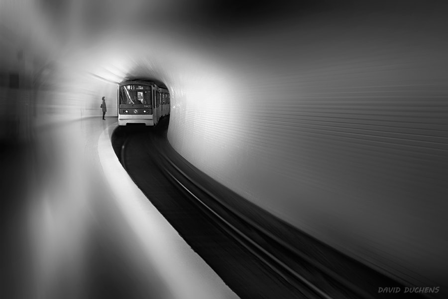 Subway by David Duchens