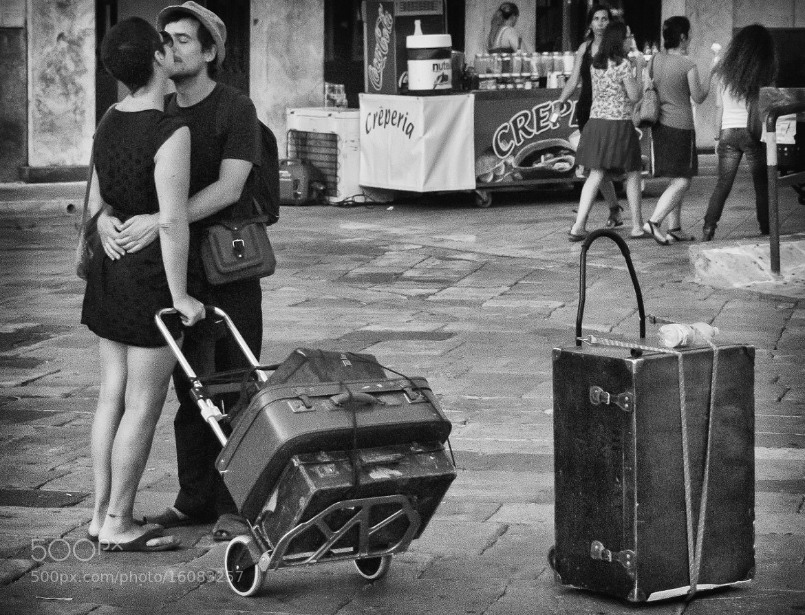 Photograph Traveling Love by Luigi Colavincenzo on 500px