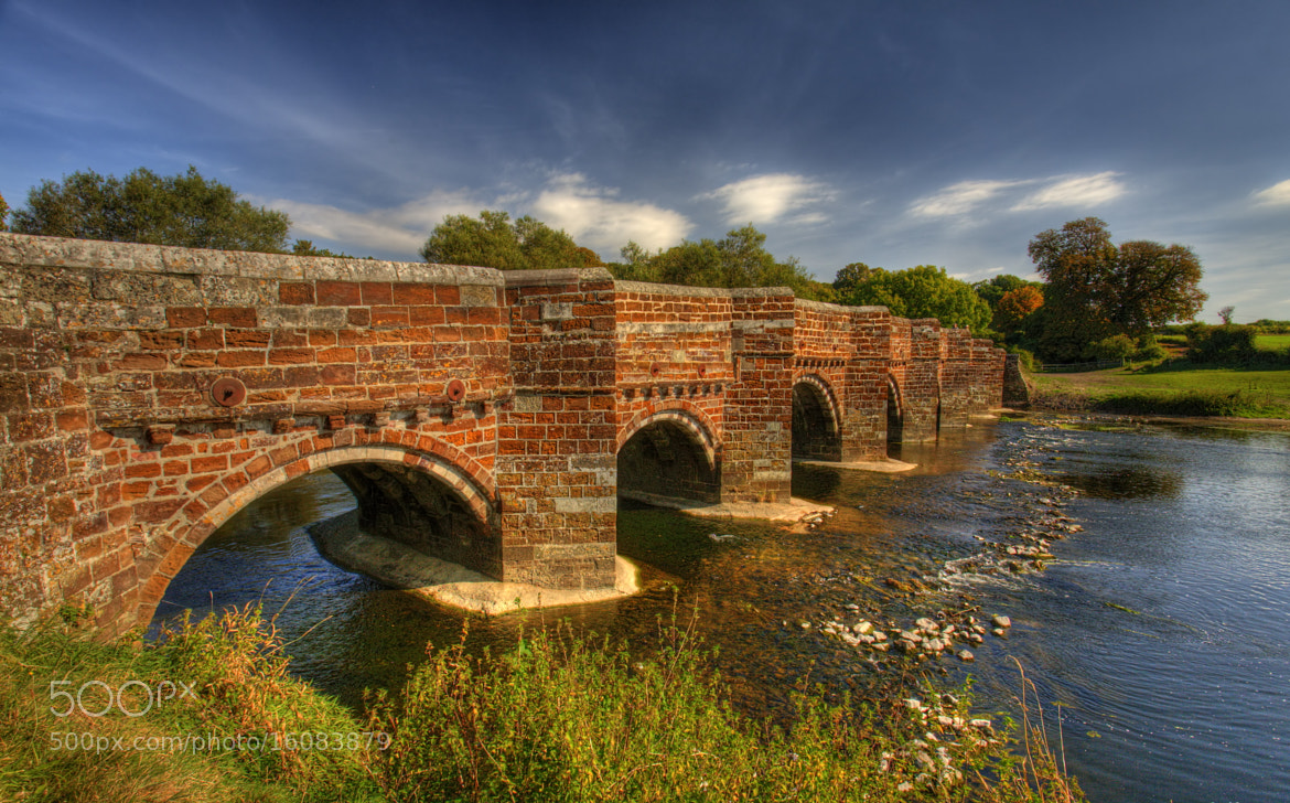 Photograph  Old Bridge by Derek Daniel on 500px