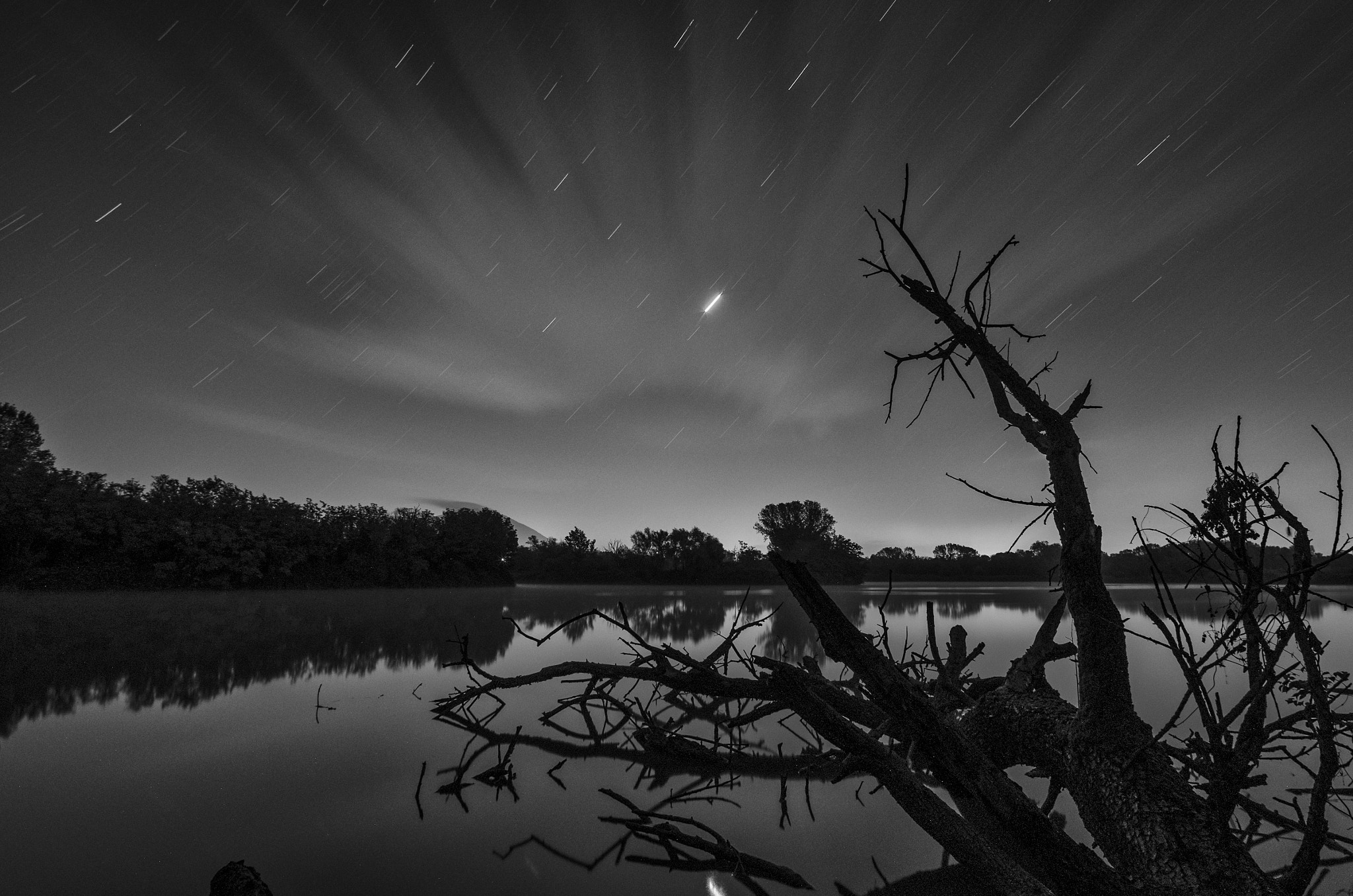 Photograph Falling stars by Alessandro Di Vito on 500px