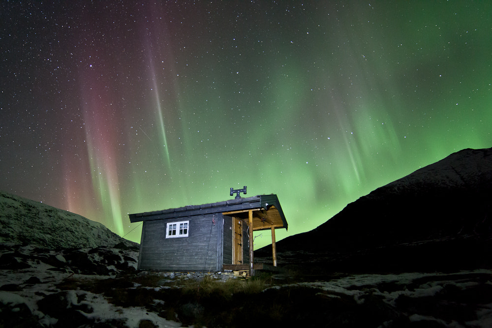 Photograph Cabin by Jiri Paur on 500px