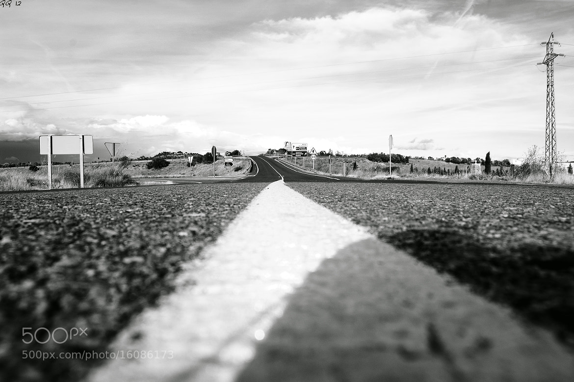 Photograph ROAD SHOT by Kike Martínez  on 500px