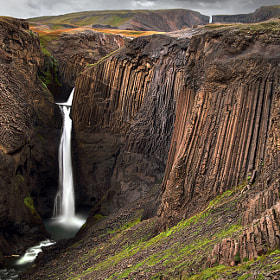Iceland - Columns by Kilian Schönberger (kilianschoenberger)) on 500px.com