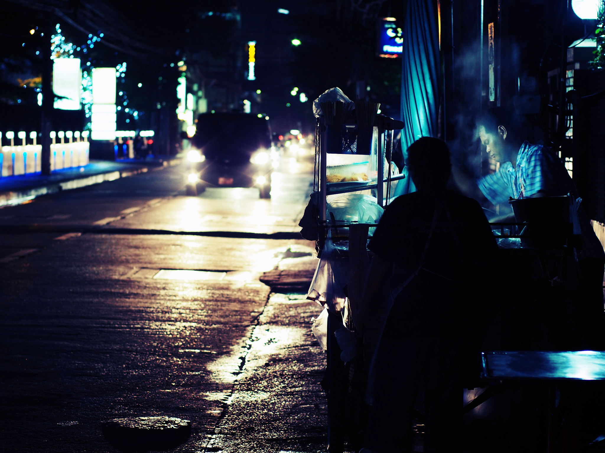Photograph Midnight noodle by Dannie Sorum on 500px