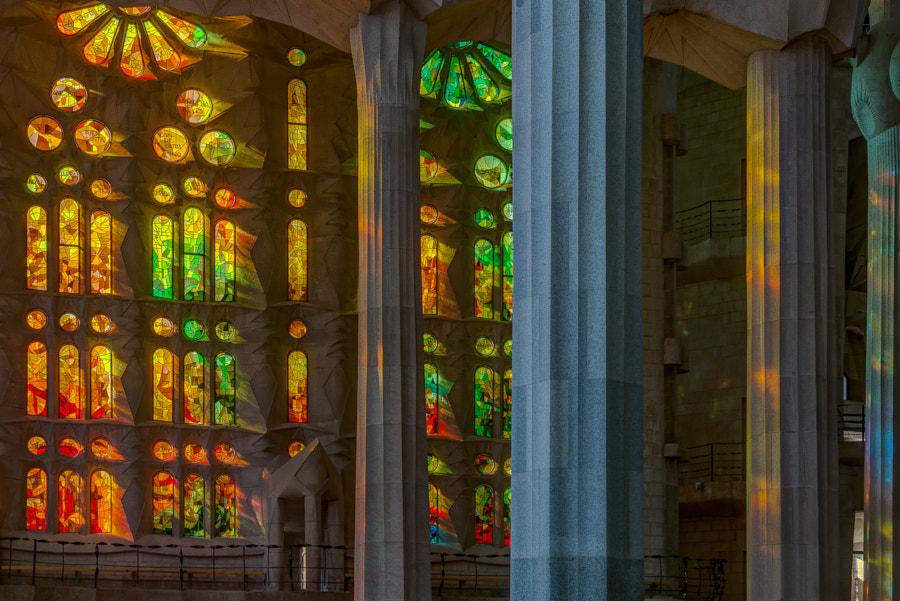 La Sagrada Familia, Barcelona by William Toti on 500px.com