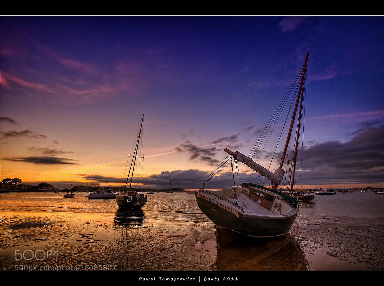 Photograph Sandbanks ... by Pawel Tomaszewicz on 500px