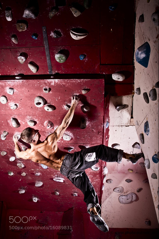 Photograph Stefan na stene by Pavol Putnoki on 500px