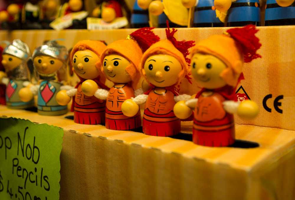 Photograph Toy Warriors by Chris Wang on 500px