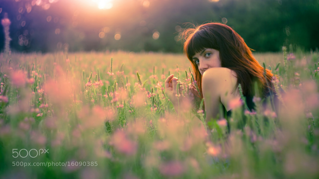 Photograph Maria by Alexander Ostapenko on 500px